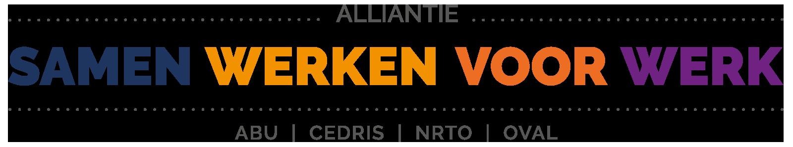 Logo Alliantie Samen Werken Voor Werk