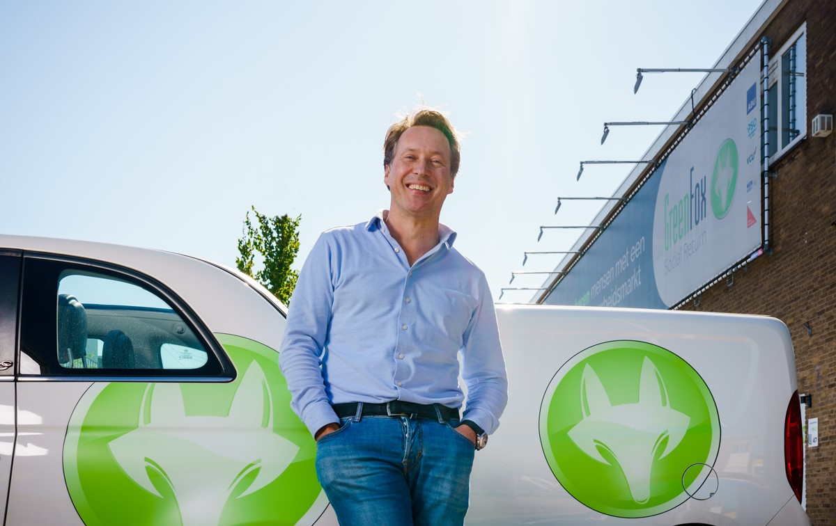 Renzo Deurloo van GreenFox