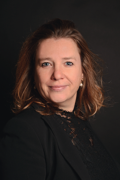 Esther Vriens, bestuurslid ABU