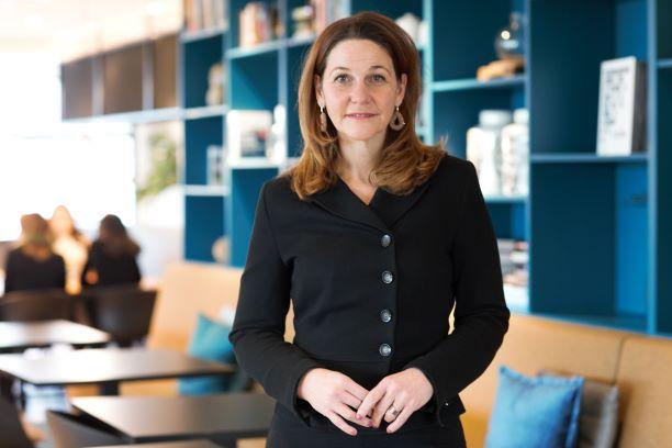 Liesbeth Griffioen, bestuurslid ABU